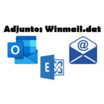 Adjunto Winmail dat en Microsoft 365