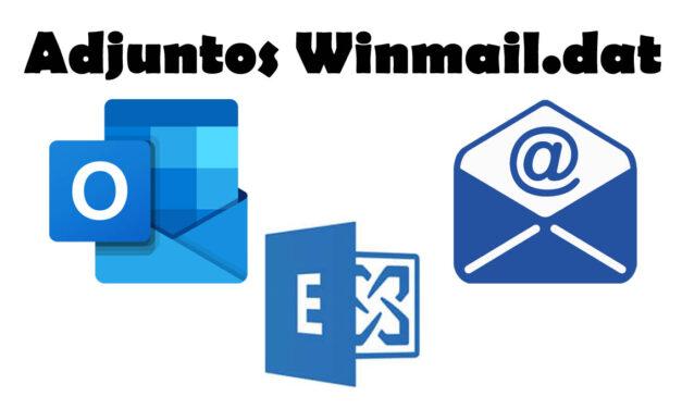 Adjunto Winmail.dat en Microsoft 365