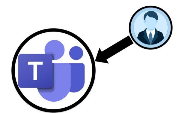 Invite an external user to a Teams