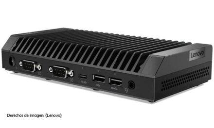 La nueva ThinkCentre M75n IoT