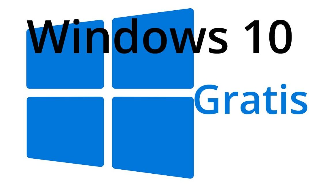 Obtener Windows 10 de forma gratuita